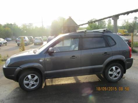 Продаю внедорожник Hyundai Tucson полной комплектации. , фотография 5