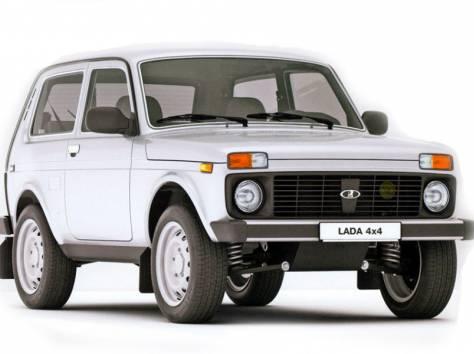 ВАЗ (LADA) 2121 Нива 1.7 MT 4WD, 2015, фотография 2