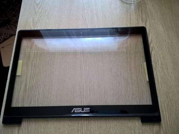 Сенсорное стекло на asus Vivobook s400ce, фотография 3