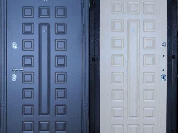 входная дверь толщина 100 мм