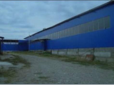 Производственно складской комплекс, фотография 1