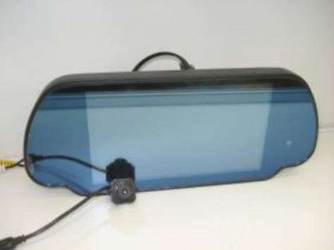 Зеркало заднего вида с монитором CL-700Н, фотография 2
