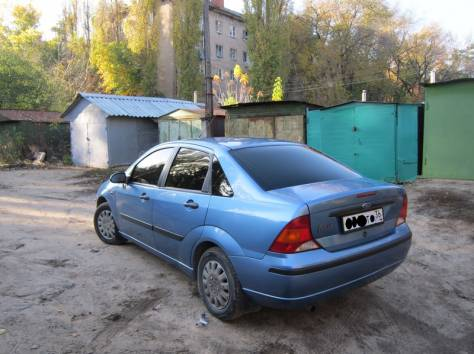 продаю форд фокус 1, 2003 г.в., фотография 4