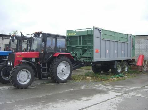 Прицеп для перевозки зерна 15 тонный, фотография 1