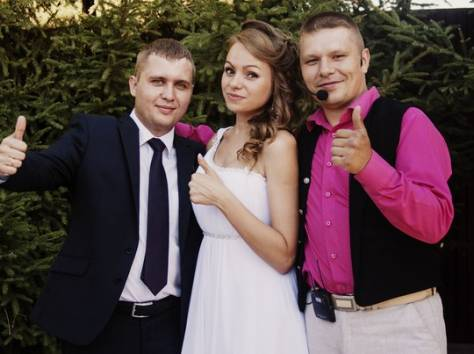 Профессиональный певец-ведущий-тамада на свадьбу в Захарово, на юбилей, живая музыка на новый год корпоратив, фотография 2