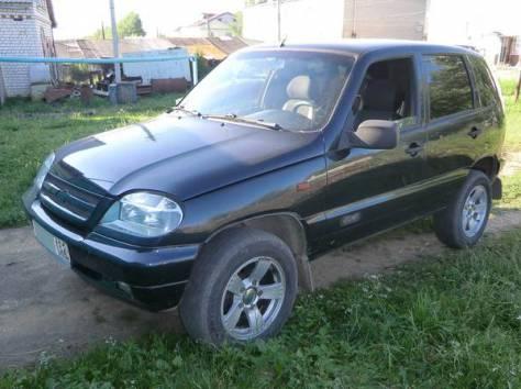 Продам Chevrolet Niva GLS , фотография 1