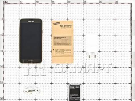 Смартфон Samsung SM-G900FD GALAXY S 5 dual sim gold, фотография 3