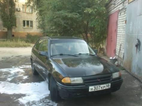 Opel Astra, 1992 г.в., фотография 1
