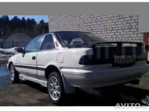 Toyota Corolla, 1987, фотография 2
