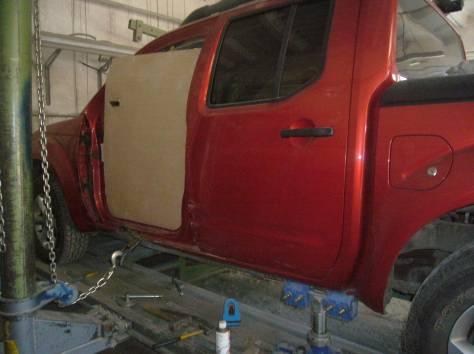 кузовной ремонт автомобилей под ключ, фотография 1