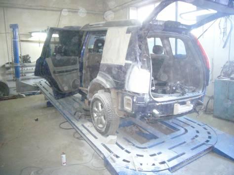 кузовной ремонт автомобилей под ключ, фотография 5