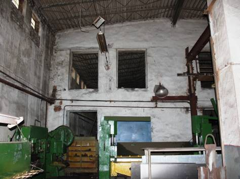 Промышленное здание производство металлоконструкций. , фотография 11