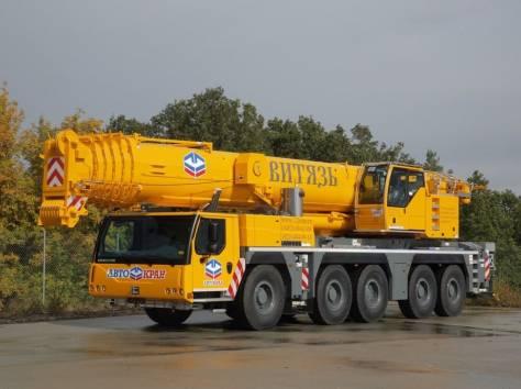 Аренда крана 500-750 тонн , фотография 1