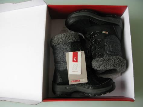 Детские зимние ботинки Reimatec Hyrre, фотография 1