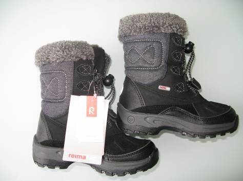 Детские зимние ботинки Reimatec Hyrre, фотография 2