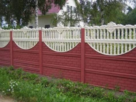 ЕВРОзаборы, оградки, цветники, фотография 1