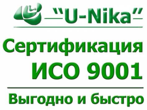 Сертификация ИСО 9001 для СРО: сопровождение процедуры сертификация ИСО 9001 для СРО., фотография 1
