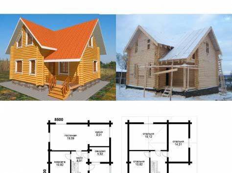Сделать проект для постройки дома