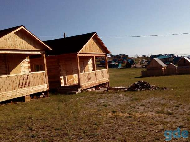 Сдаю домики на Байкале (Куркут), фотография 1