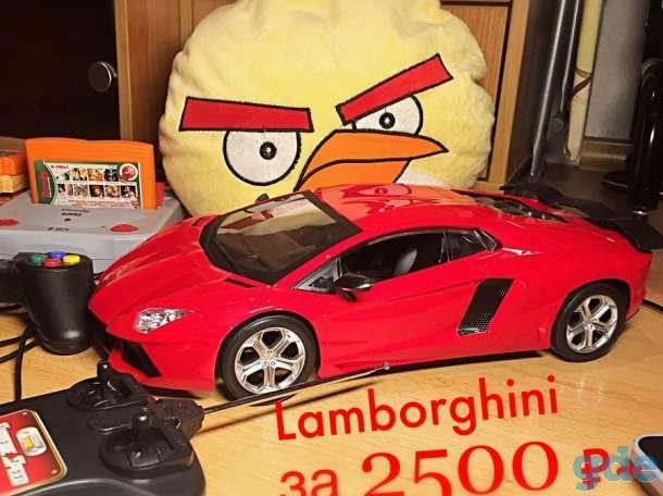 Lamborghini на радиоуправлении, фотография 1