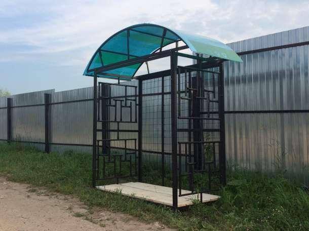 Продаем дровницы для дачи уличные, фотография 3