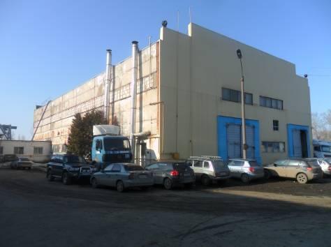 Авто-база, производство, фотография 1