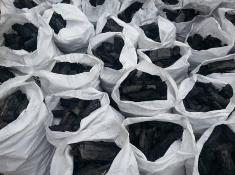 Древесный уголь из березы, фотография 1