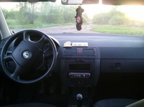 продам автомобиль Skoda Fabia, 2004 года выпуска , фотография 6