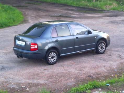 продам автомобиль Skoda Fabia, 2004 года выпуска , фотография 8