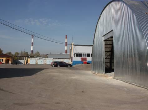 Новые ангары под склад на Левинке, фотография 3