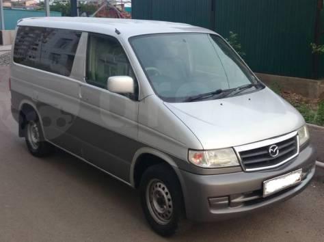Продам Mazda Bongo Friendee, фотография 1