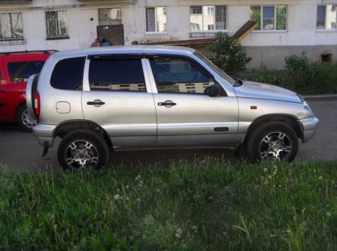 срочно продам НИВА – Chevrolet, фотография 3