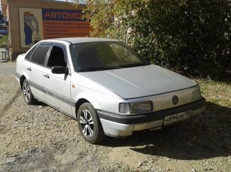 VW Passat B3, 1992, 2л, 115лс, 208т.км., фотография 1