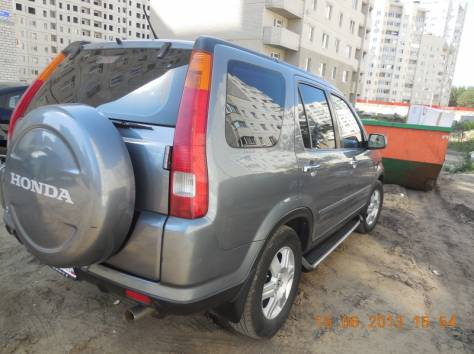 Hohda C-RV, фотография 3