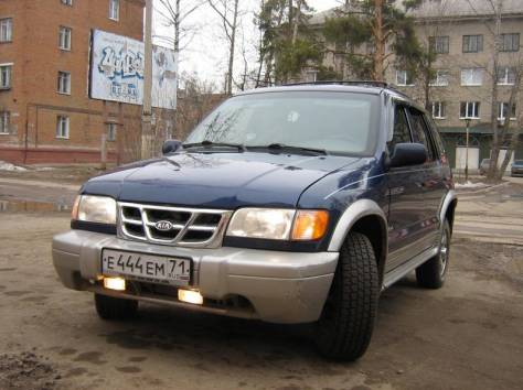 продаю kia sportage 2000 г., фотография 1