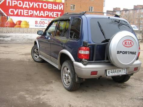 продаю kia sportage 2000 г., фотография 4