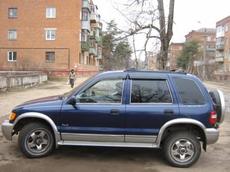 продаю kia sportage 2000 г., фотография 6
