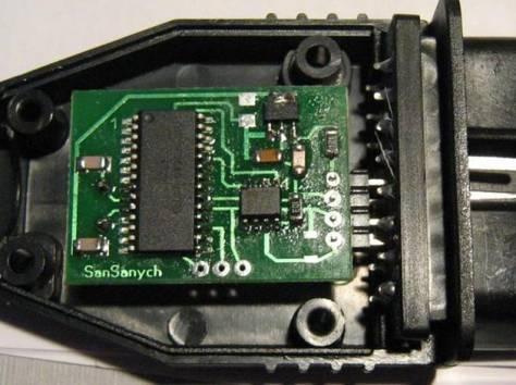 иметатор датчика скорости, фотография 1