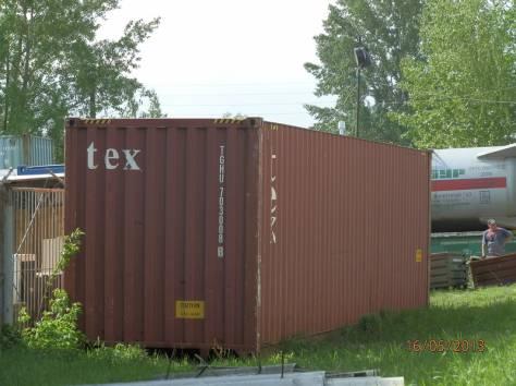 Аренда 40 футового контейнера, Коновалова, 6, фотография 1