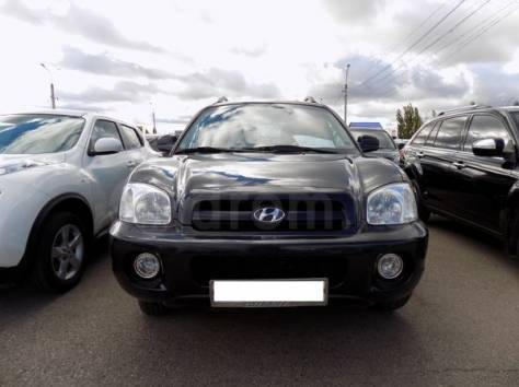 продам внедорожник Hyundai Santa FE 2009 год 2.7i V6 (173Hp) , фотография 9