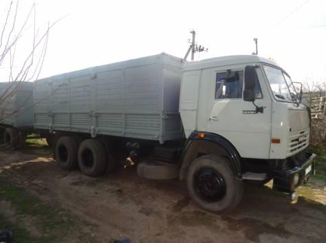 камаз-53215- зерновоз, фотография 1