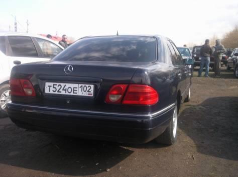 Mercedes-Benz E-klasse (210), фотография 4