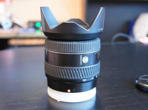 Minolta AF 24-105 mm f/ 3.5-4.5, фотография 1
