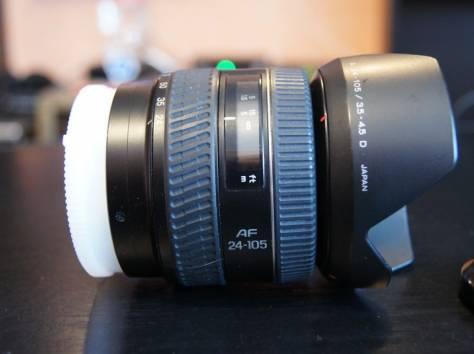 Minolta AF 24-105 mm f/ 3.5-4.5, фотография 2