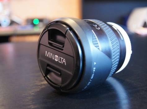 Minolta AF 24-105 mm f/ 3.5-4.5, фотография 5