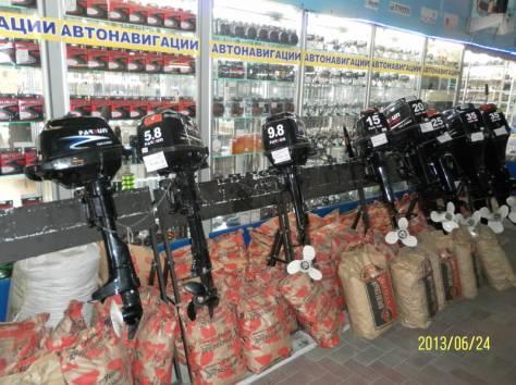 Лодочные моторы марки Parsun, фотография 2