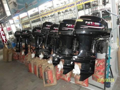 Лодочные моторы марки Parsun, фотография 3