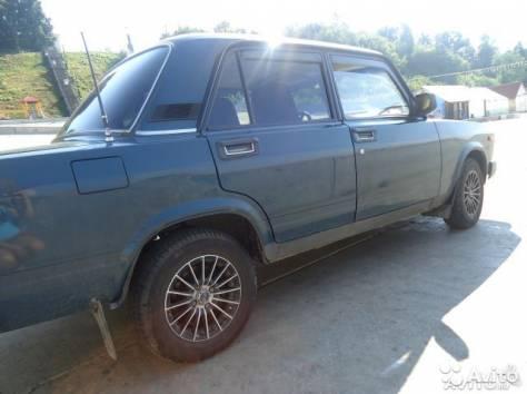 ВАЗ 2107, 2004, фотография 1