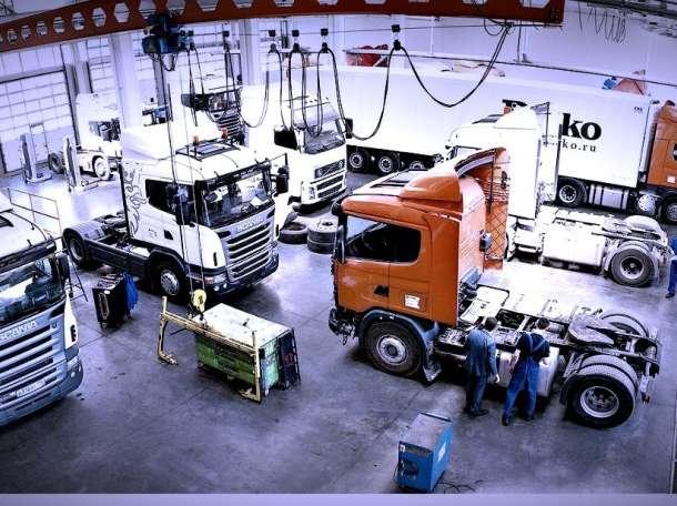 Ремонт и запчасти для европейских и американских грузовиков, фотография 1