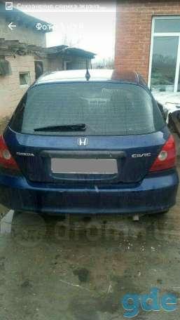 продаю Honda Civic 2001г., фотография 3
